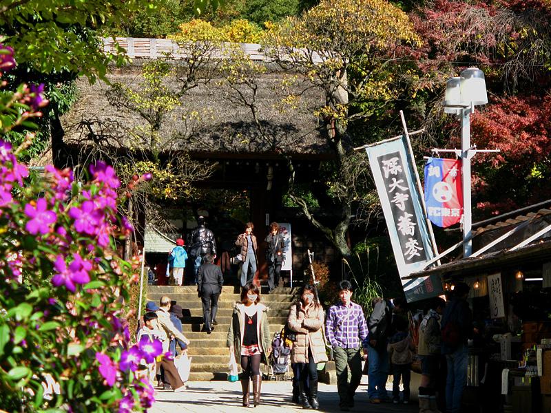 深大寺の歴史|武蔵野の水と緑と寺と蕎麦